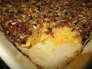 Gluten-Free Nut Topping