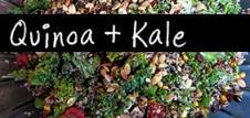 Quinoa Kale