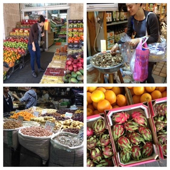 Israel Market Shaina 2013