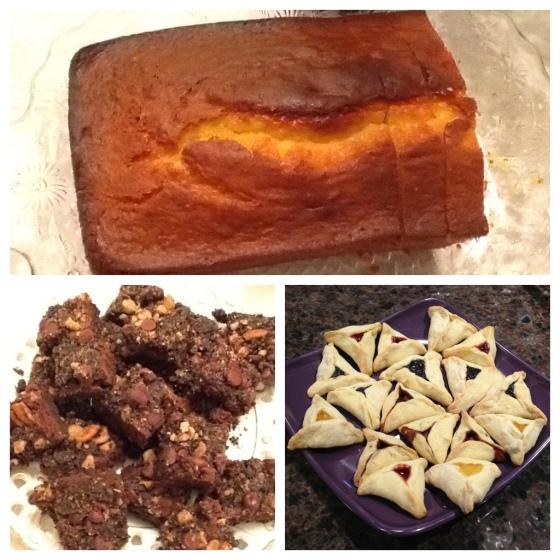 Shabbat dessert032114